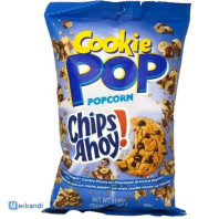 Candy Pop Popcorn Chips Ahoy Cookie 1oz