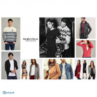 Women's and men's clothing PIAZZA new stock REF: 171821