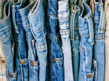 Jeans rags