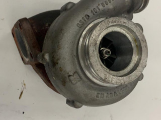 MAN turbocharger for stationary engines