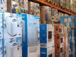 MEDION appliances for export - 100% electrical - GERMAN BRAND