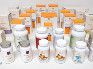 Vitamins and dietary supplements, wholesale remaining stock