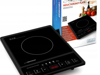 INDUCTION PLATE ELECTRIC COOKER 2000W LCD