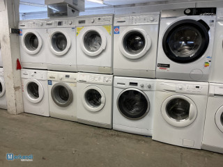 Returned goods from Bosch Siemens Aeg Miele and co. Washing machine
