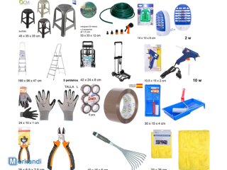 Hardware and household tools