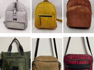 New models bags and backpacks REF: 2921011