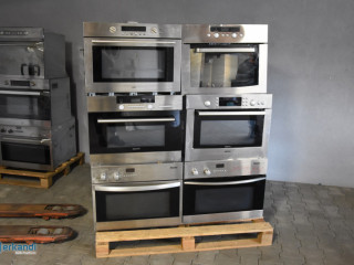 Untested ovens with microwave function - joblots of household appliances