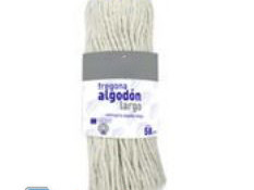 Cotton and microfibre mops