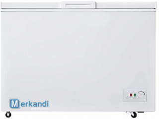 NEW   PKM chest freezer Froster GT 300.2   with original packaging
