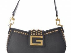 Men's and women's Guess leather goods