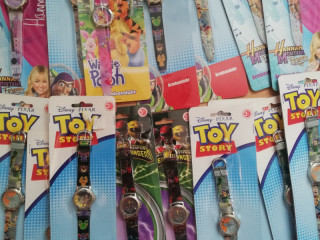 Remaining stock children's watches 1A goods Disney