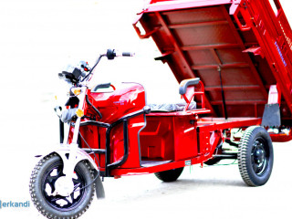 Electric cargo tricycle model HF-ET12