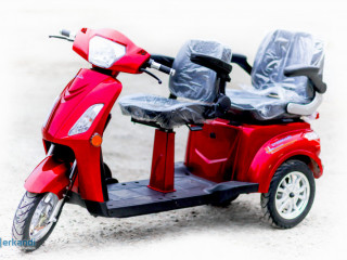 electric tricycle for two model HF-ET10 with road certificate