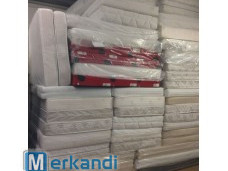 Mattresses in different sizes & colors - B-goods