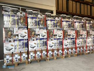 ®®35 PALLETS WITH SMALL APPLIANCES®®
