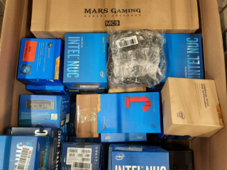 MIX PALLETS ELECTRONICS Computers UPS power supplies Brand-name graphi