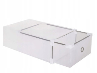 Pull-out shoebox