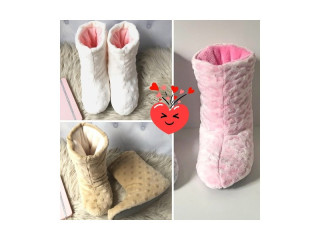 Home boot slippers assorted lot REF: 142001