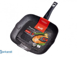 Grill Frying pan 28 × 28 cm Barbecue Strong High quality BBQ