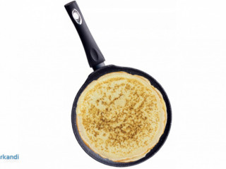 The pancake pan with non stick coating PFLUON INDUCTION GAS