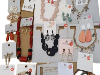 Wholesale Mixed Jewellery from UK Ex chainstores
