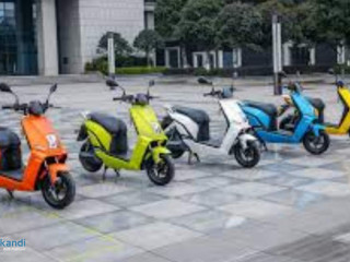 LIFAN E3 ELECTRIC MOPED SCOOTERS WHOLESALE