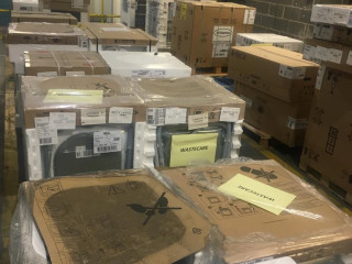 Mixed Load of New Graded and 21 Day Return White Goods - 55 Units
