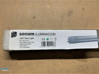 LED and fluorescent tubes