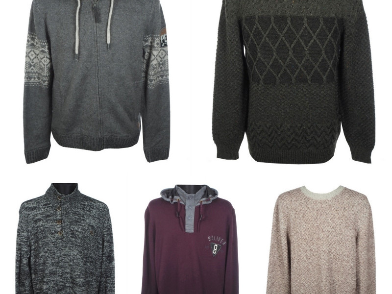 OLIVER MEN SWEATERS